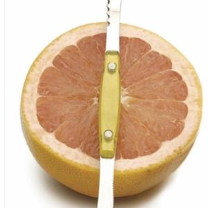 RSVP Grapefruit Knife Yellow