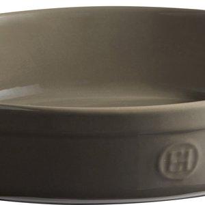 """Emile Henry EMILE HENRY OVAL BAKING DISH 13.5"""" X 9.5"""" SILEX"""