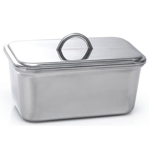 Danesco Butter Box Stainless Steel 1lb