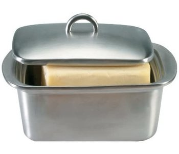Butter Box Stainless Steel 1lb DOUBLE WALLED