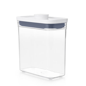 OXO OXO POP 2.0 Slim Rect. Short  Container 1.1L