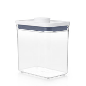 OXO OXO POP 2.0 Rect Short Container 1.6L