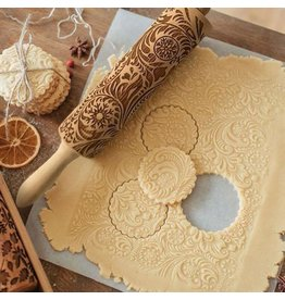 Cose Nuove ROLLING PIN Engraved Knit - Made in Sweden