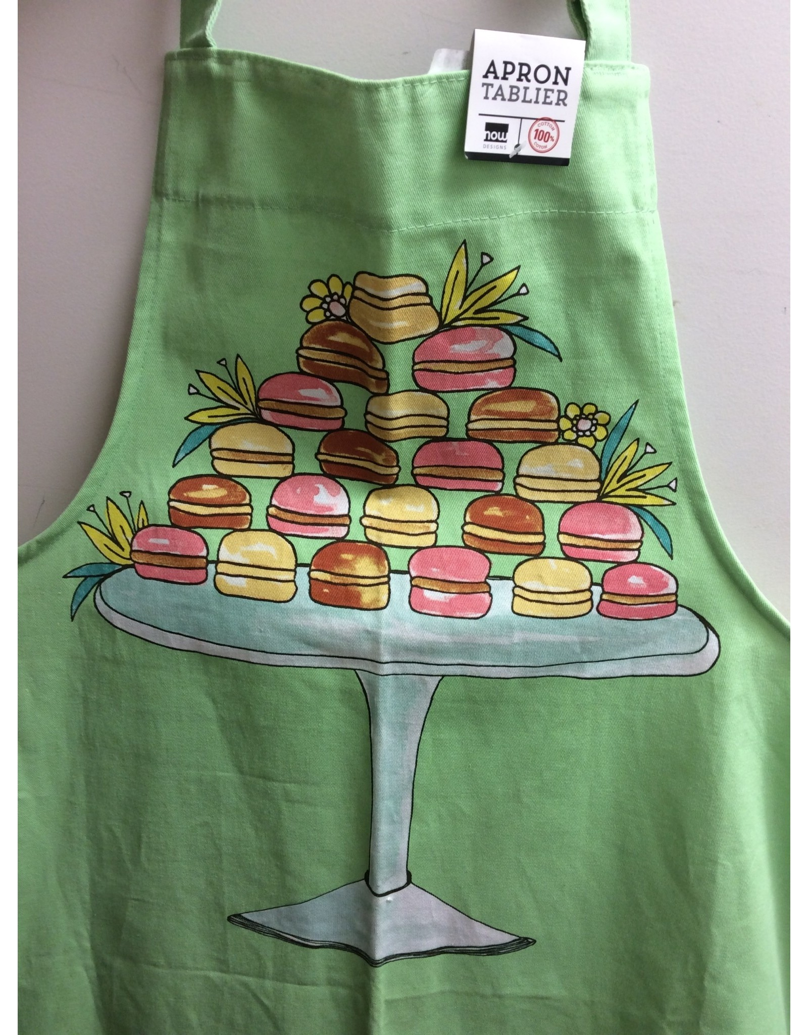 Danica Apron Patterned