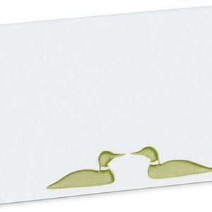Abbott Placecards folded Loon