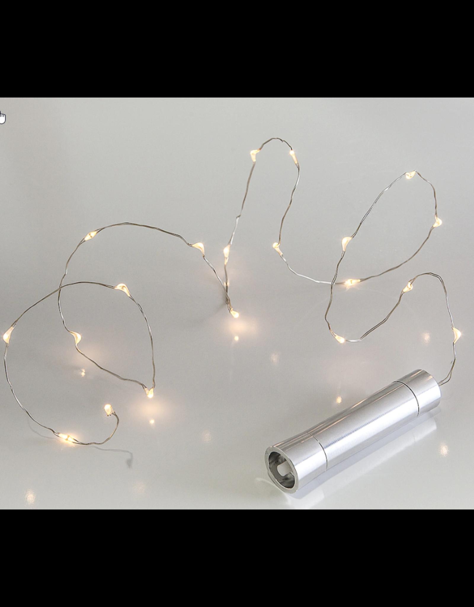 Abbott 20 LED Bottle Lightstring - Twinkle