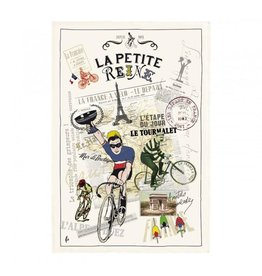 42FDistribution TEA TOWEL Tour de France