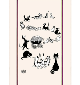 42FDistribution TEA TOWEL DUBOUT Family
