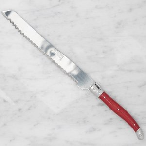 Laguiole Bread Knife Laguiole New Red