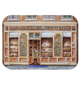 42FDistribution Placemat Boutique Boulangerie Wipeable