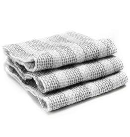 FRUIT & PASSION FC DISH CLOTHS Grey S/3