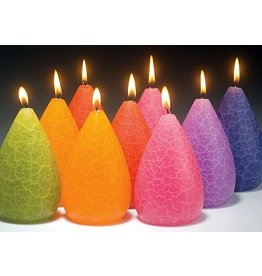 Barrick Design Candle Little Bright Colors