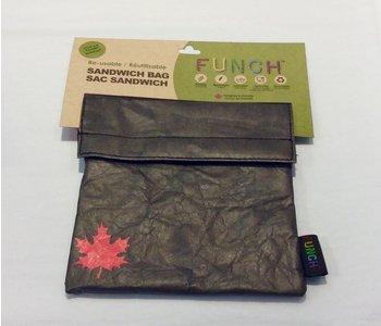 Sandwich bag black FUNCH