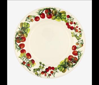 "EMMA Veg Garden Tomatoes 10.5"" Plate"