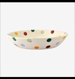 JL Bradshaw EMMA Polka Dot Small Pasta Bowl