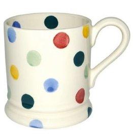 JL Bradshaw EMMA Polka Dot 1/2 pint Mug