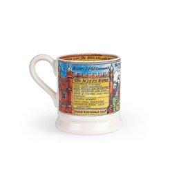 JL Bradshaw EMMA HENRY VIII 1/2 Pint Mug