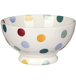 JL Bradshaw EMMA FRENCH BOWL POLKA DOTS