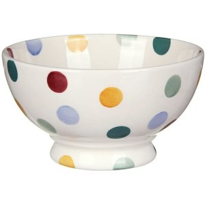 Emma Bridgewater EMMA FRENCH BOWL POLKA DOTS