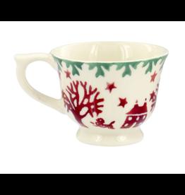 JL Bradshaw EMMA Christmas joy tiny teacup