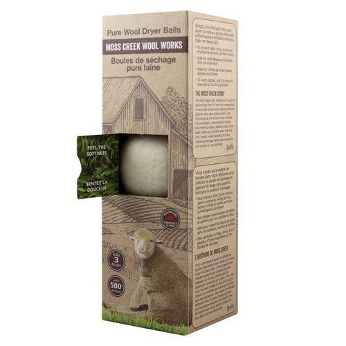 Niche Marketing Pure Wool Dryer Balls Gift Set