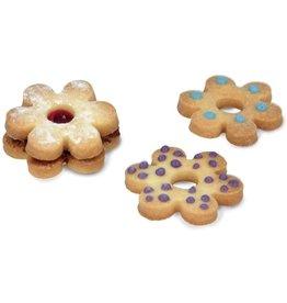 Counseltron Linzer cookie cutter