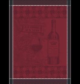 Garnier Thiebaut Garnier Thiebaut Tea Towel Reds