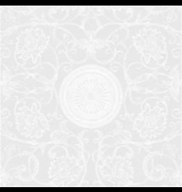 """Garnier Thiebaut TABLECLOTH Appoline White 69"""" x 100"""" (GREEN SWEET)"""