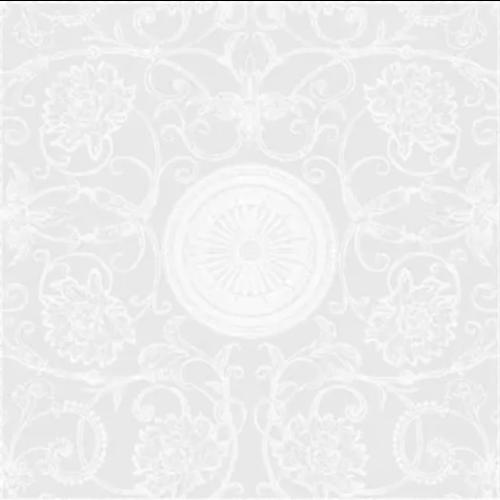 """Garnier Thiebaut TABLECLOTH Apolline White 69"""" x 100"""" (GREEN SWEET)"""
