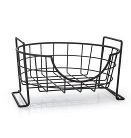 Danesco Wire Basket Stackable Black