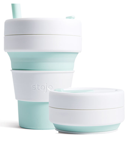 Stojo Biggie Collapsible Cups.
