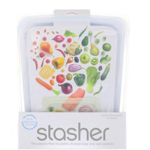 Stasher Stasher Sous Vide Bag / Large 64oz