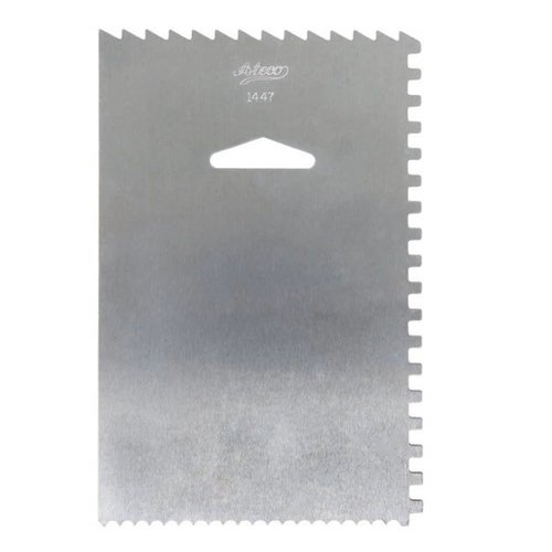 Harold Import Company DECO Comb & Icing Smoother