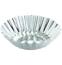 """Harold Import Company TARTLET PAN  Fluted Round 3"""""""