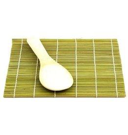 Harold Import Company Sushi Mat & Paddle Helen's Asian Kitchen