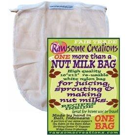 Harold Import Company Rawsome Nut Milk Bag