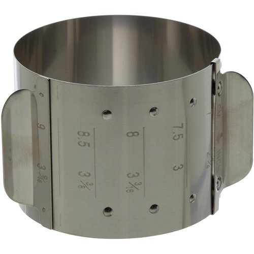 Harold Import Company Food Ring CUSTOMIZE YOUR SIZE Stainless Steel