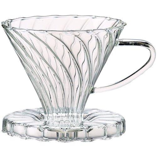 Harold Import Company Coffee Cone BOROSILICATE GLASS