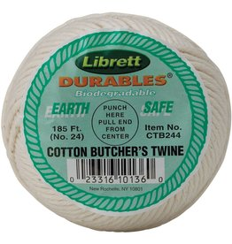 Harold Import Company Butcher String Cotton 185 ft. COOKING TWINE