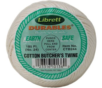 Butcher String Cotton 185 ft. COOKING TWINE
