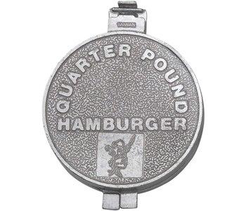 Burger Press 1/4 POUND - HAND WASH