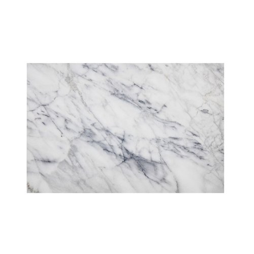 Natural Living Marble Board Serving Cheese / Meats 30x20cm