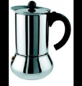 Vigano VIGANO Carioca Stovetop Espresso Maker 2 Cups
