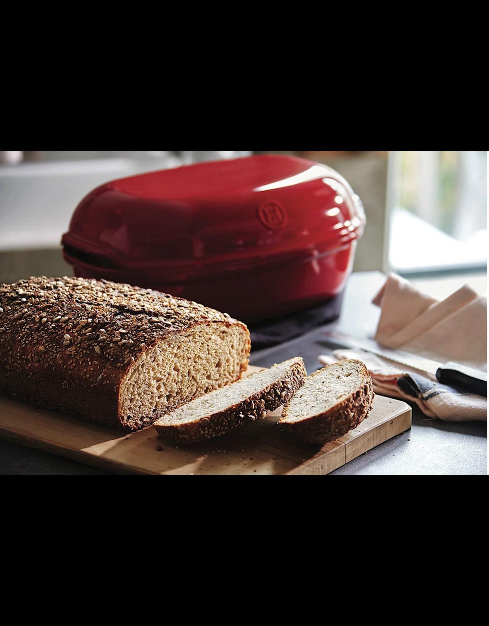 Emile Henry EMILE HENRY Artisan Loaf Baker 3L GRAND CRU