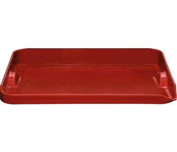 EMILE HENRY Plancha Grill Stone GRAND-CRU/RED