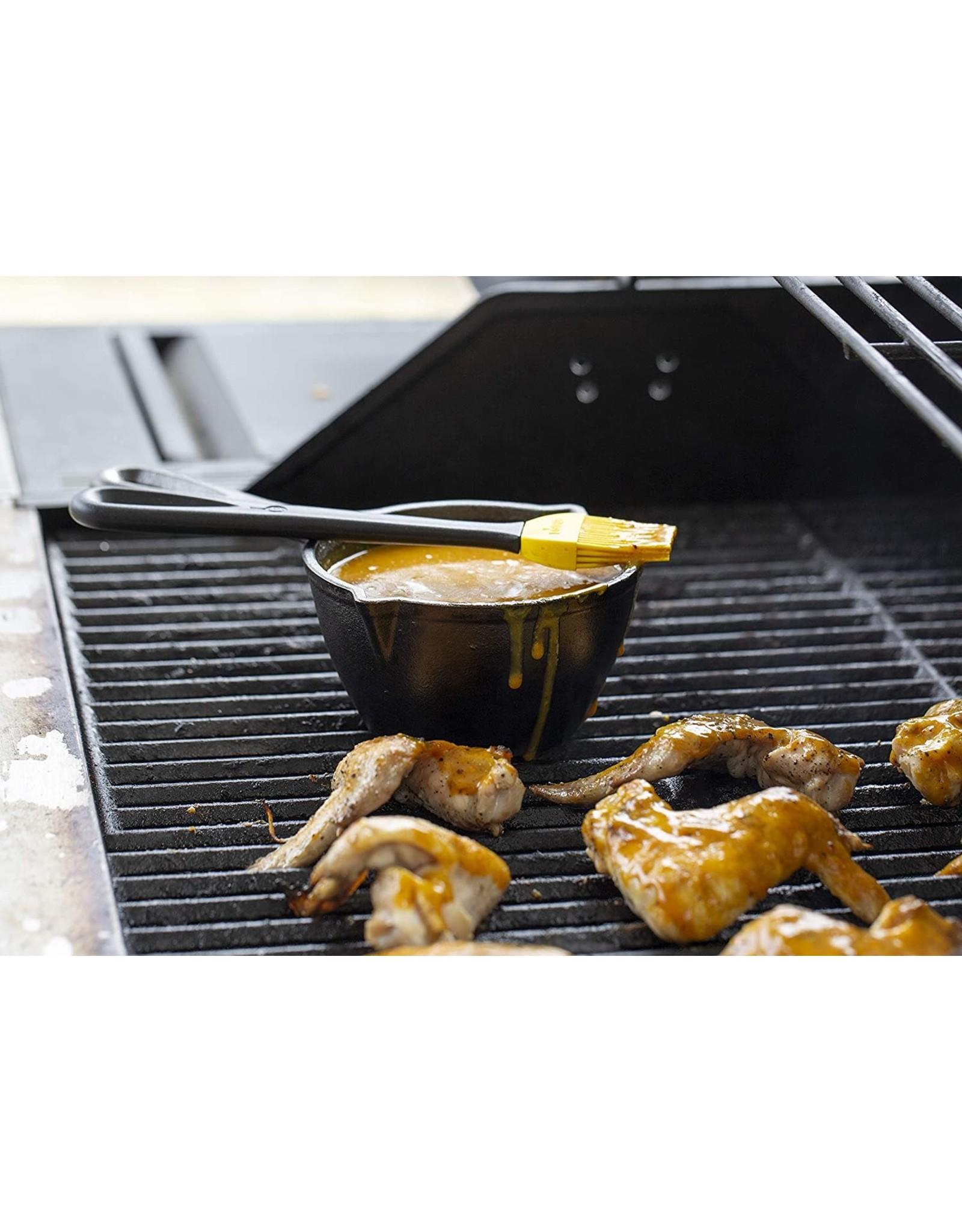 Lodge LODGE Sauce pan with silicong basting brush