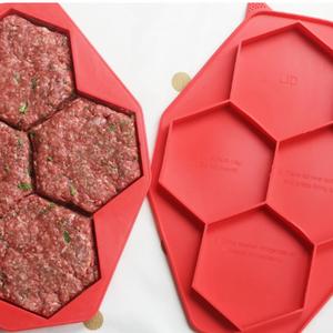 Smart Cookie Home Essentials Burger Master MAX - Shape & Store