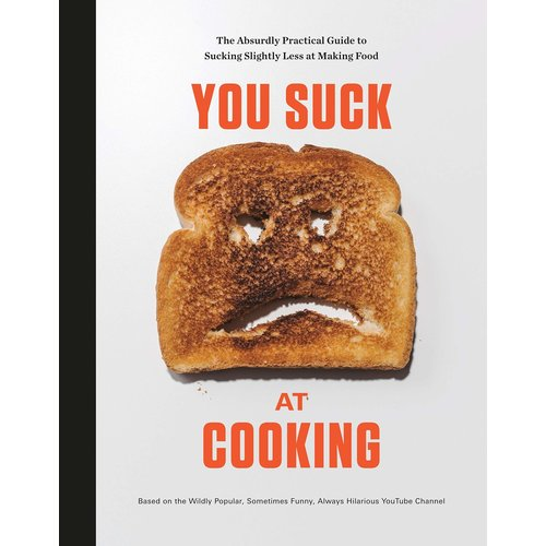 Penguin Random House You Suck at Cooking