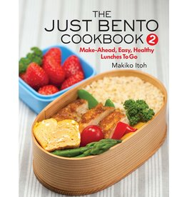 Penguin Random House The Just Bento Cookbook 2 COOKBOOK