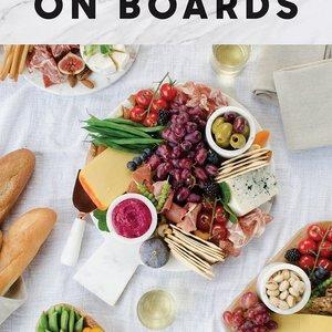 Penguin Random House On Boards COOKBOOK